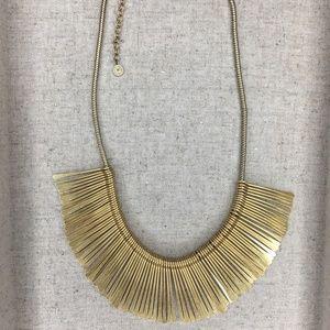 Essential Fringe Necklace - Gold | Stella & Dot